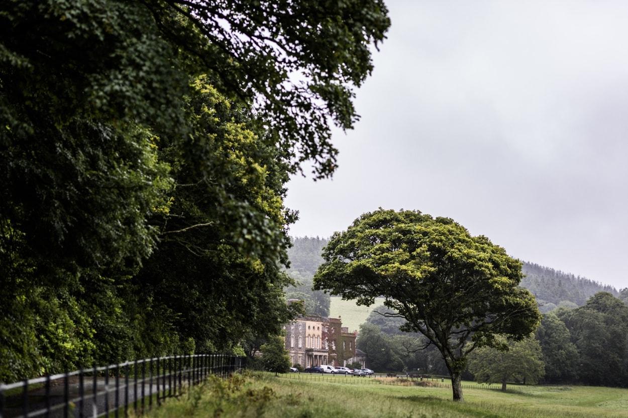 Nanteos in Aberystwyth, Mid Wales