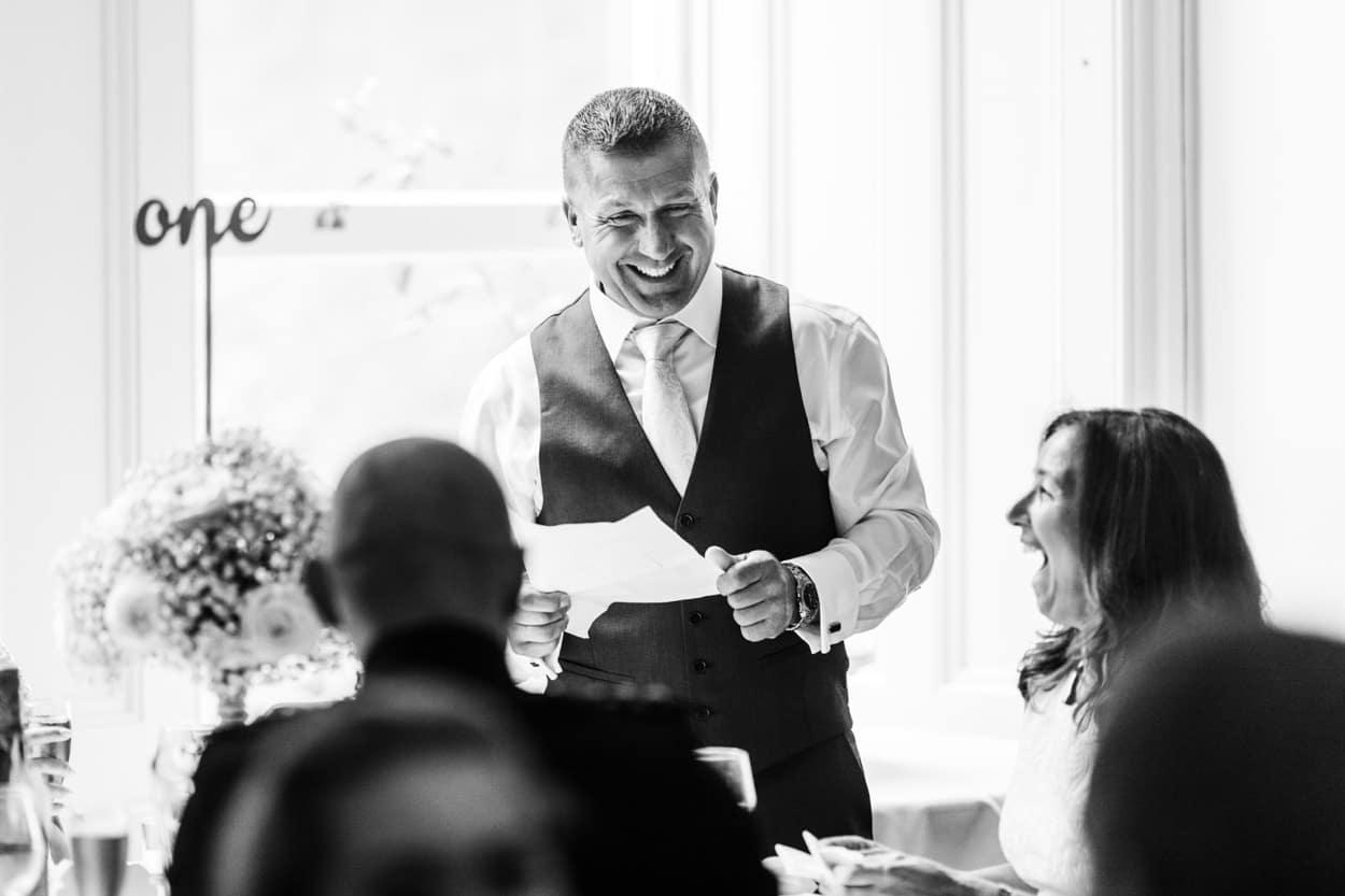 Wedding at Nanteos in Mid Wales