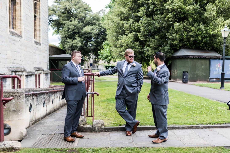 Wedding at Cardiff Castle