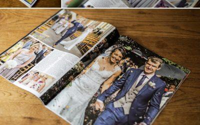 Wedding in OK Magazine
