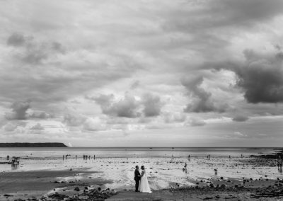 Summer Wedding at Oxwich Bay – Sophie & David