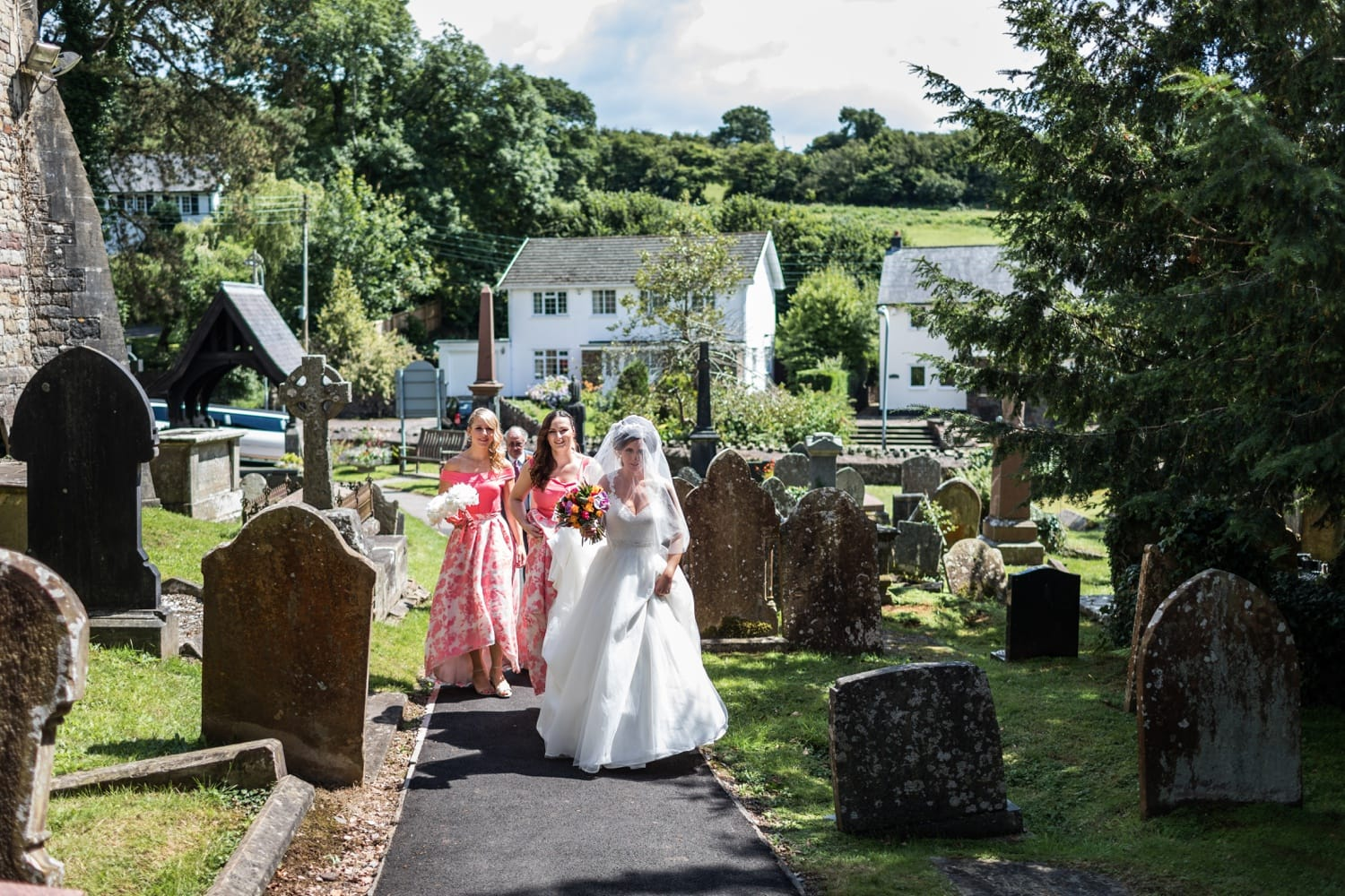 Mexican wedding at Pencoed House