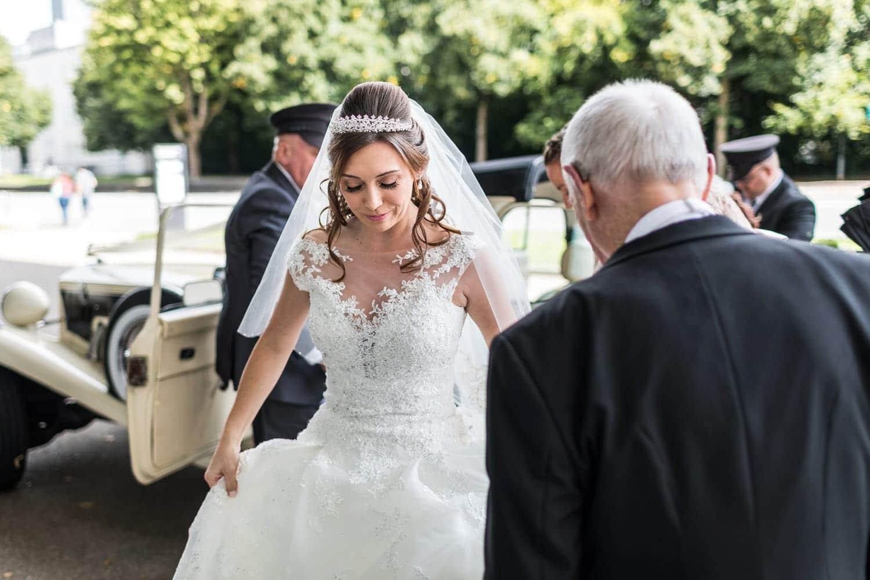 Cardiff bride