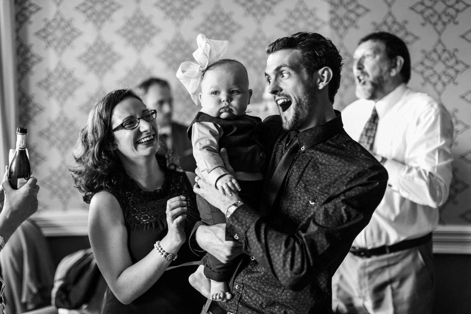 Conrah Hotel wedding in Ceredigion, West Wales