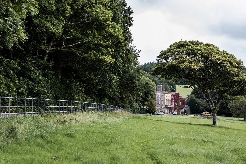 Nanteos in Mid Wales