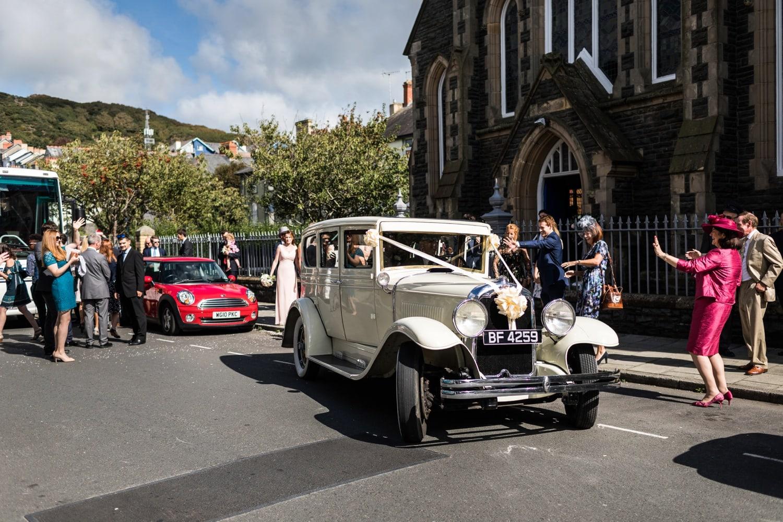 Wedding at Capel Y Morfa in Aberystwyth
