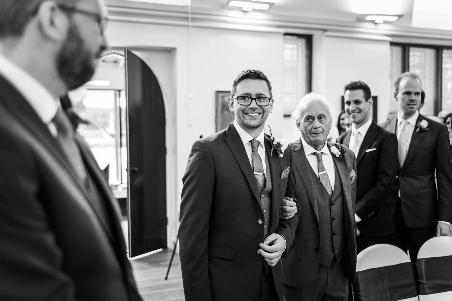 same sex wedding in Cardiff, South Wales