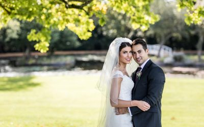 Somerset Wedding at Clevedon Hall – Georgina & Antonio