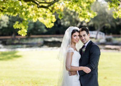 Somerset Wedding at Clevedon Hall – Georgina & Antonio