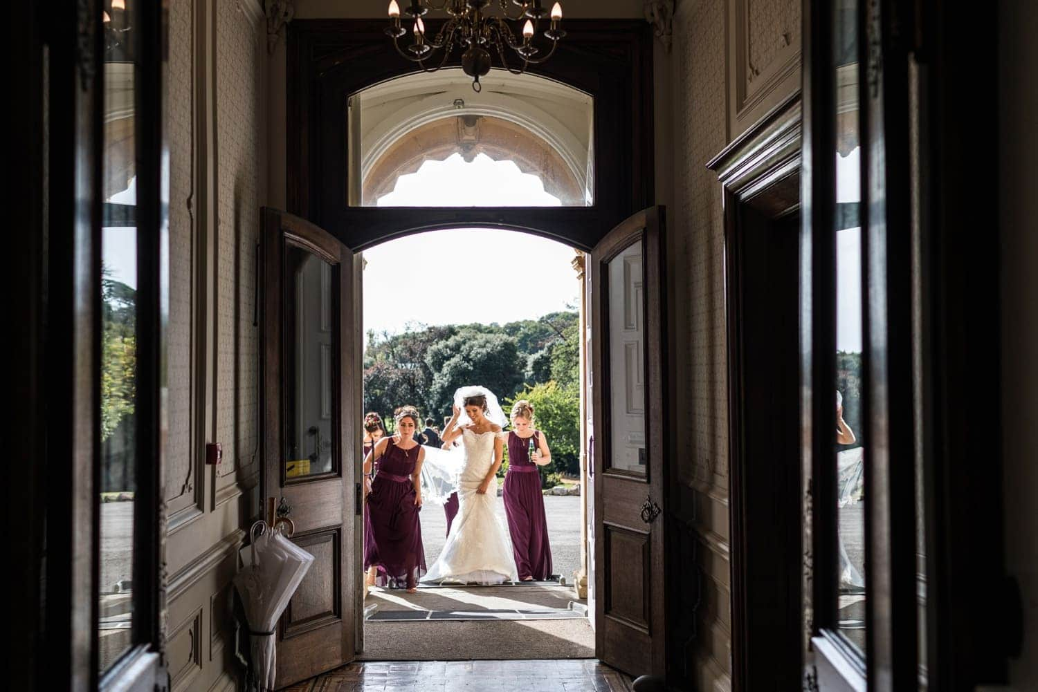 Clevedon Hall Wedding in Somerset