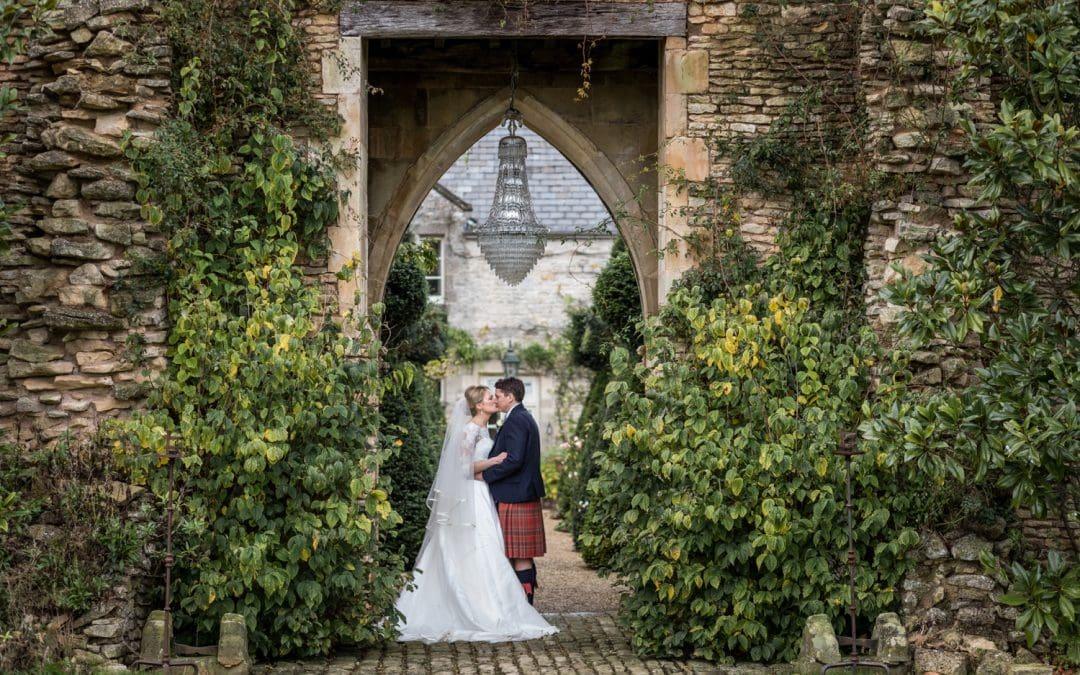 Winter Wedding at Lost Orangery – Victoria & Gregor