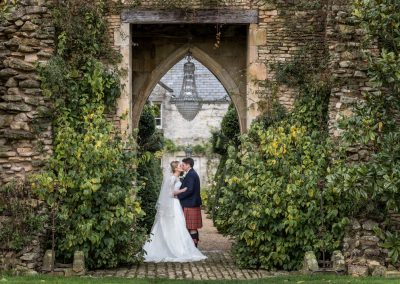 Winter Wedding at Lost Orangery – Victoria & Gregor