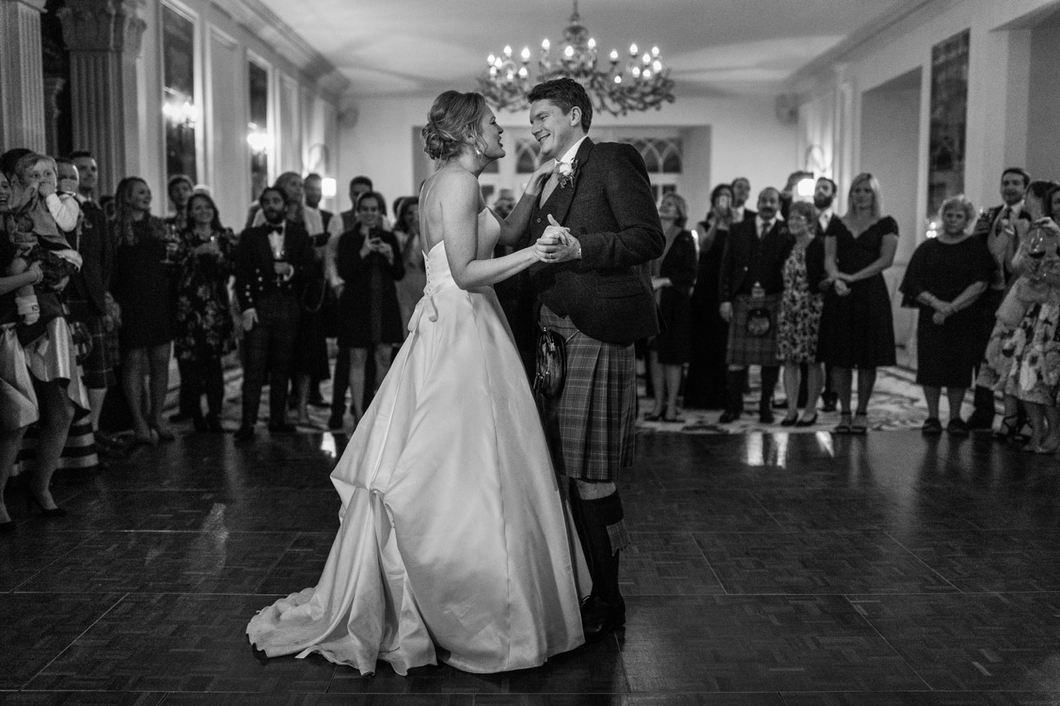Winter wedding at the Lost Orangery in the Cotswolds