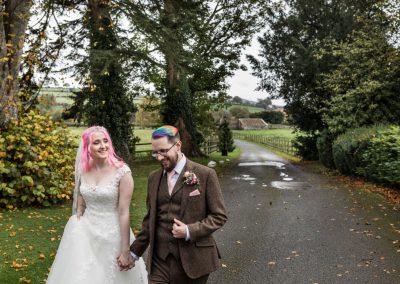 Wedding at Peterstone Court – Charlotte & Greg
