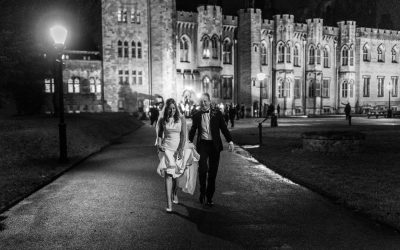 Christmas Wedding at Cardiff Castle – Caroline & Dean