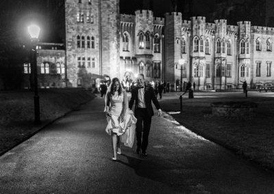 Christmas Wedding at Cardiff Castle – Caroline & Dean