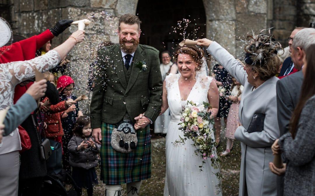 Marquee Wedding – Mary & Leif