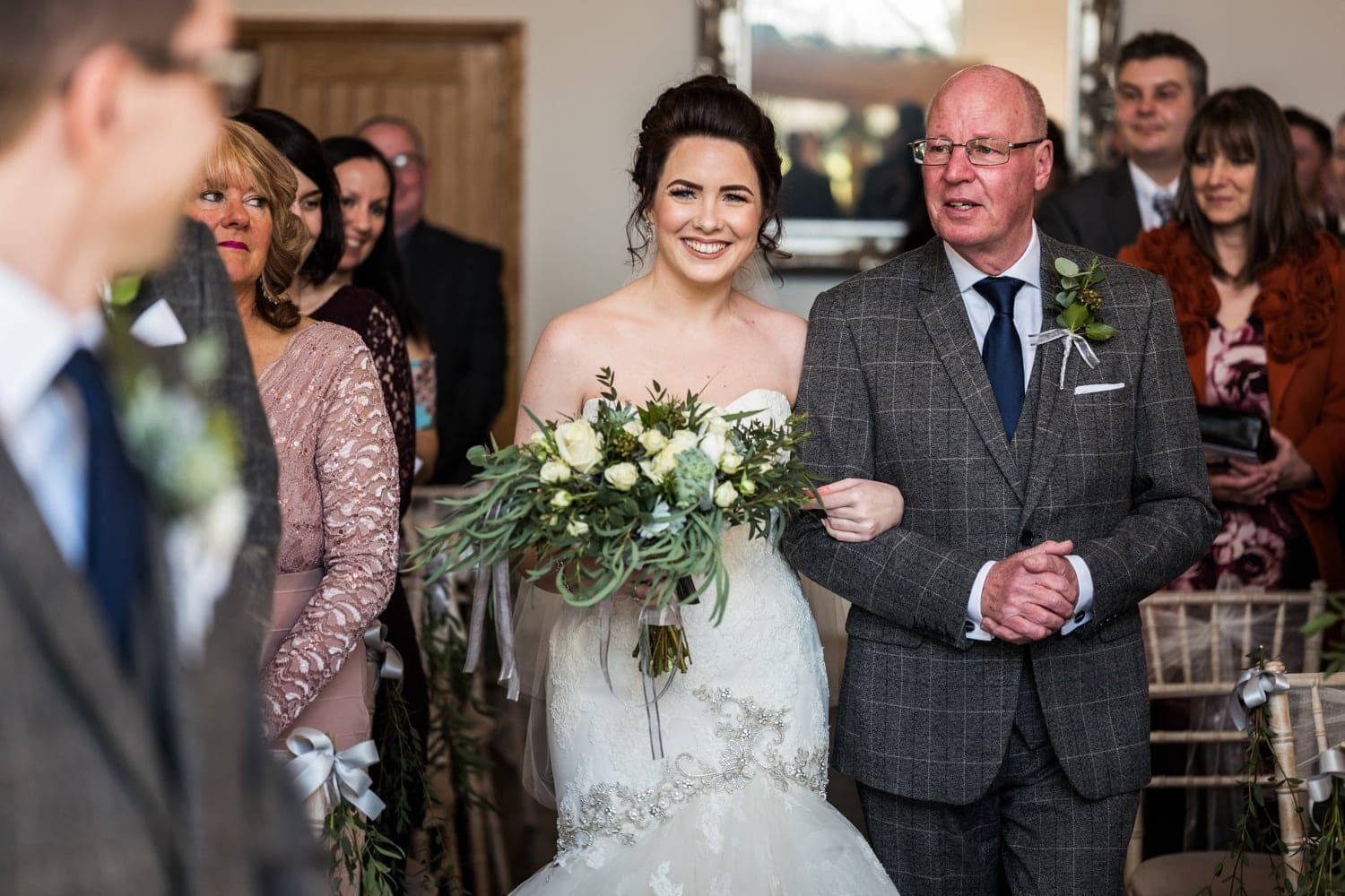 Oldwalls wedding in Gower, South Wales