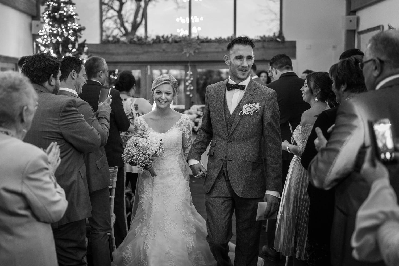 South Wales Winter Wedding - Samatha & Simon 1