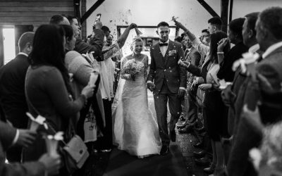 South Wales Winter Wedding – Samatha & Simon