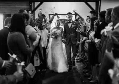 South Wales Winter Wedding – Samatha & Simon
