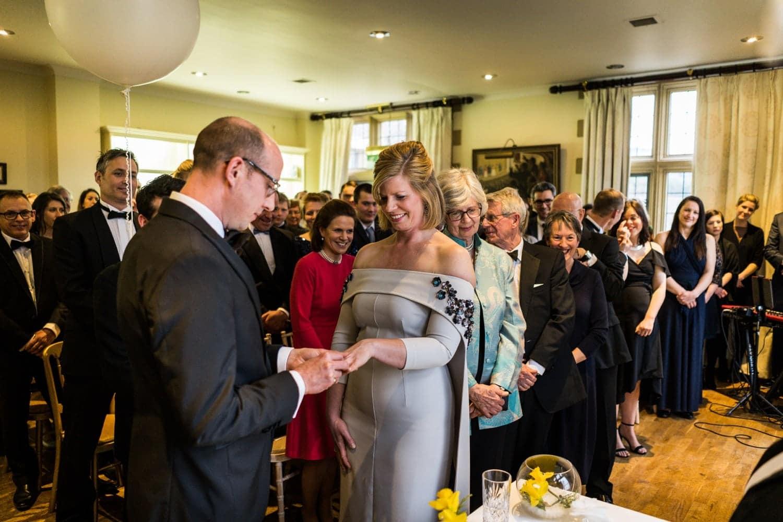 Wedding at Langoed Hall