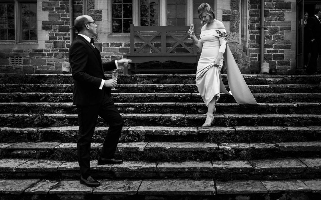 Llangoed Hall Wedding – Claire & Joe