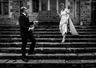 Llangoed Hall Wedding – Claire & Joe
