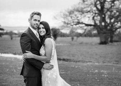Wedding St Tewdrics – Nikki & James