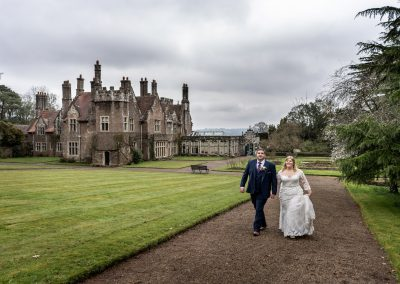Treberfydd House Wedding – Alys & Philip