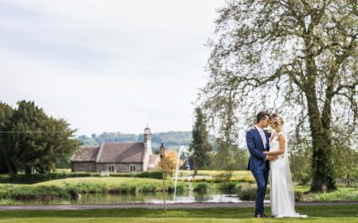Llansantffraed Court Wedding – Portia & Trent