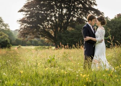 Summer Wedding at Miskin Manor – Alice & James
