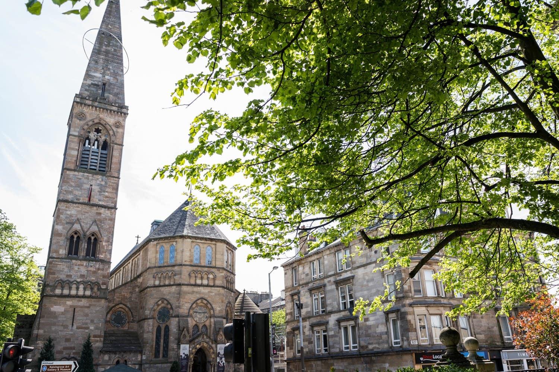Oran Mor in Glasgow