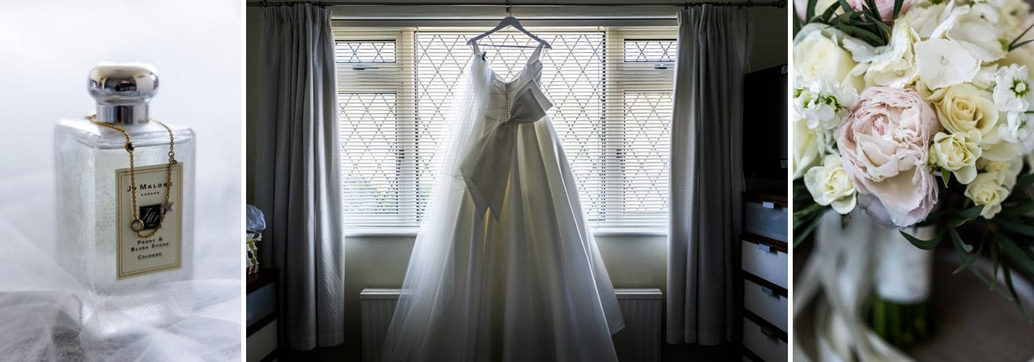 2010 Clubhouse wedding bridal details