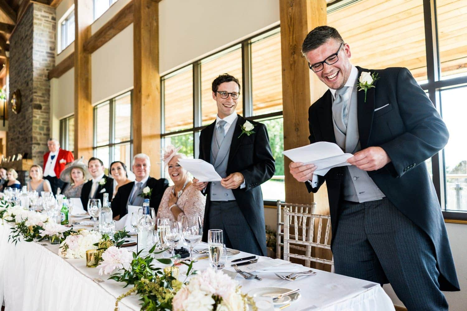 Wedding reception at the 2010 Clubhouse, Celtic Manor