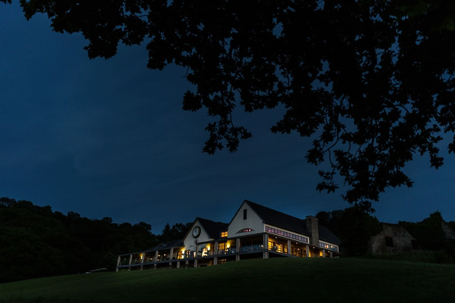 2010 Clubhouse, Celtic Manor