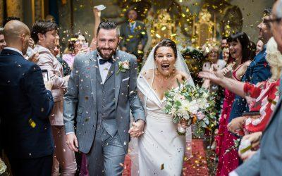 Craig Y Nos Castle Wedding – Catherine & Matthew