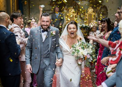 Craig Y Nos Castle Wedding – Catherine & Matthew
