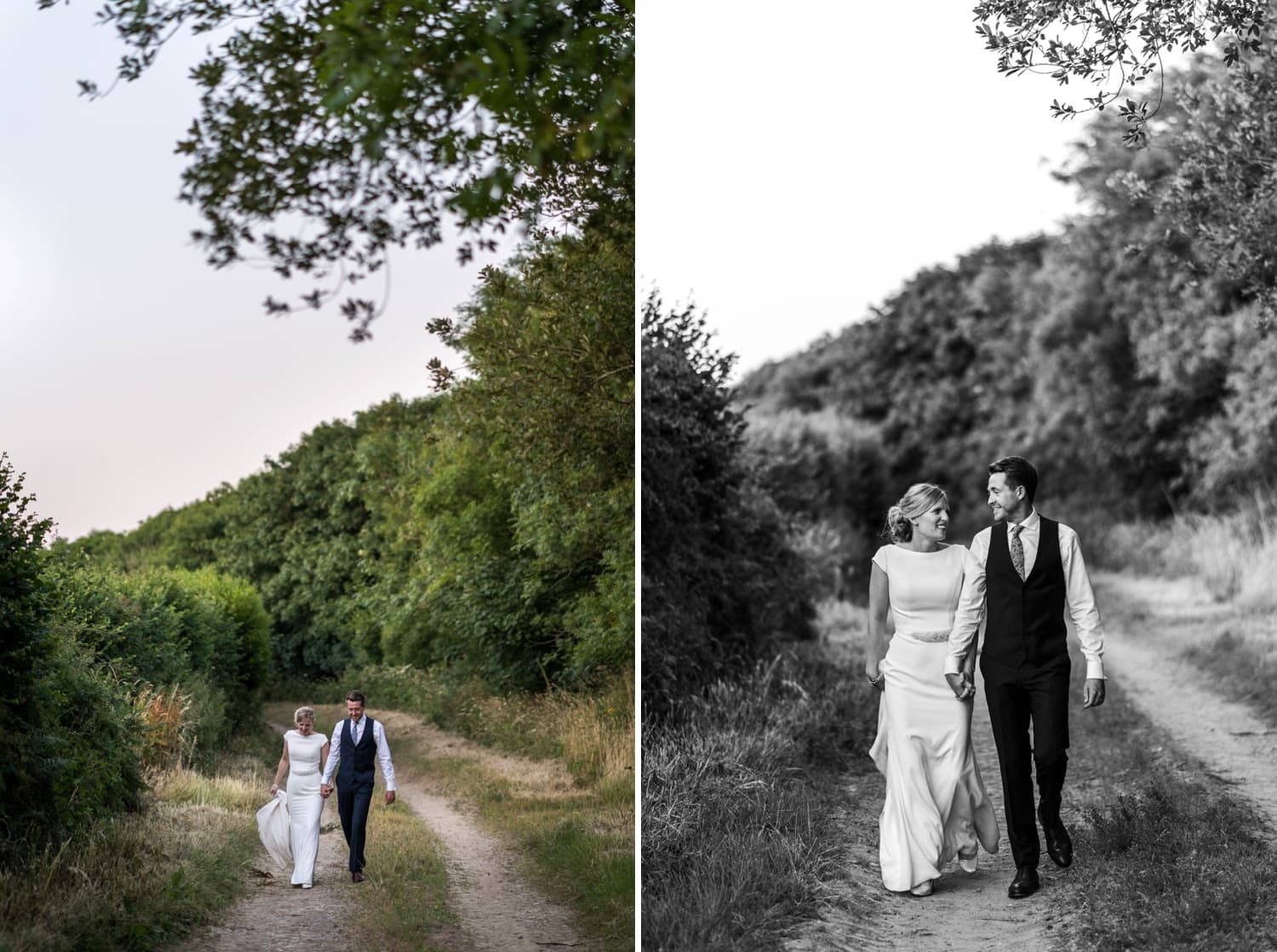 Wedding at Ash Barton in Devon