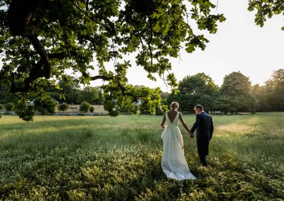 Glanusk Park Estate Wedding – Joanna & Bryson