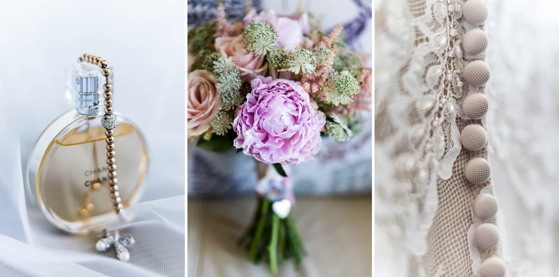 Hensol Castle wedding bouquet