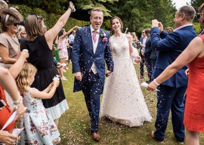 South Wales Wedding at Caer Llan – Alexandra & Simon
