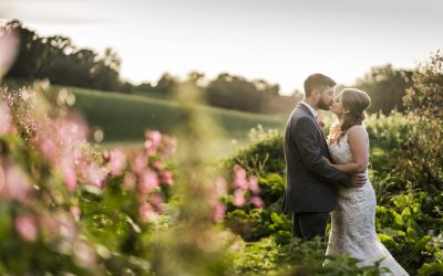 Herefordshire Wedding at Flanesford Priory – Alice & Declan