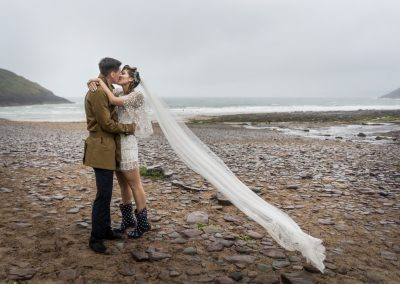 What If It Rains On Our Wedding Day? – Manorbier Castle