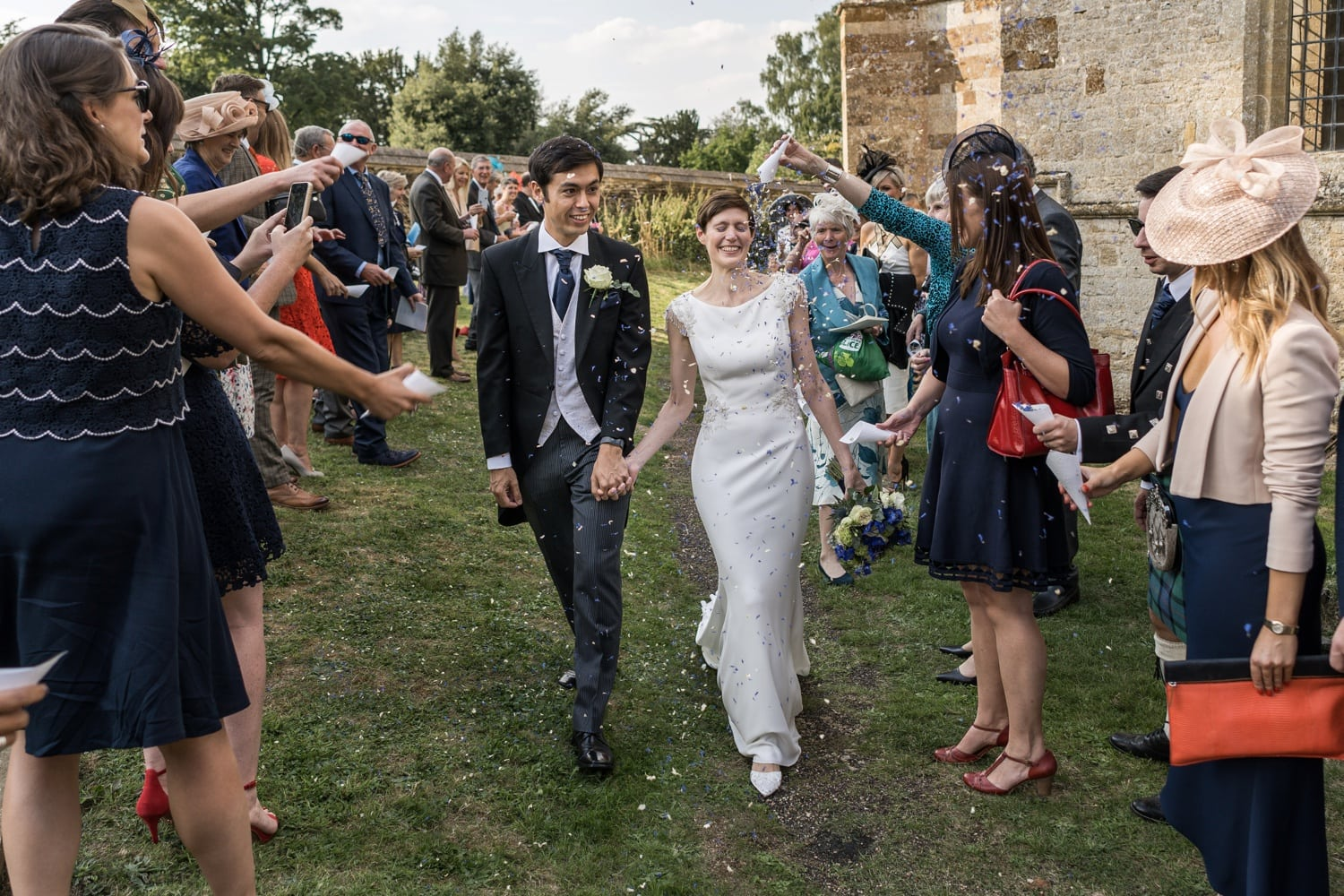 Cotswold wedding at Soho Farmhouse