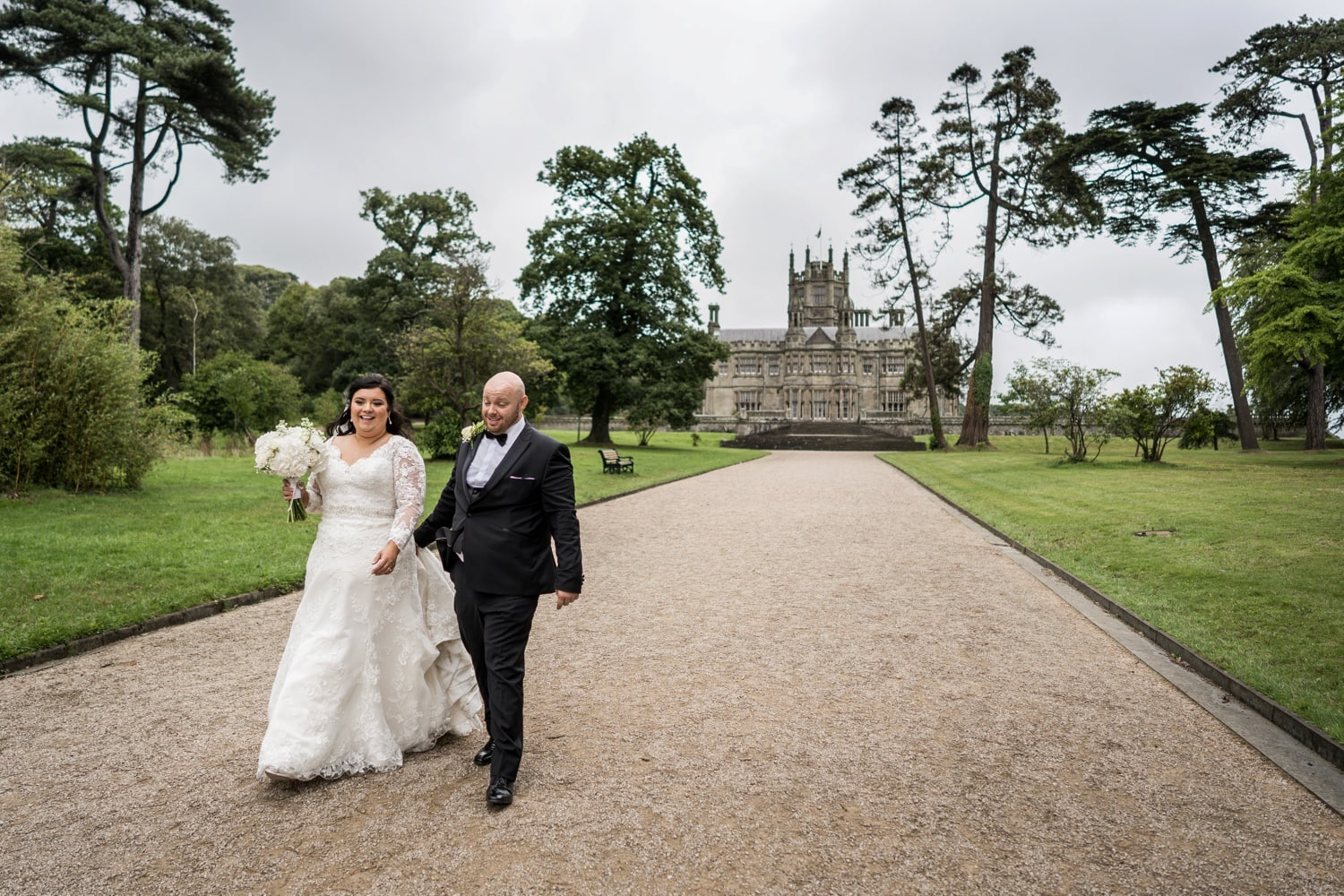 South Wales Wedding at Margam Orangery