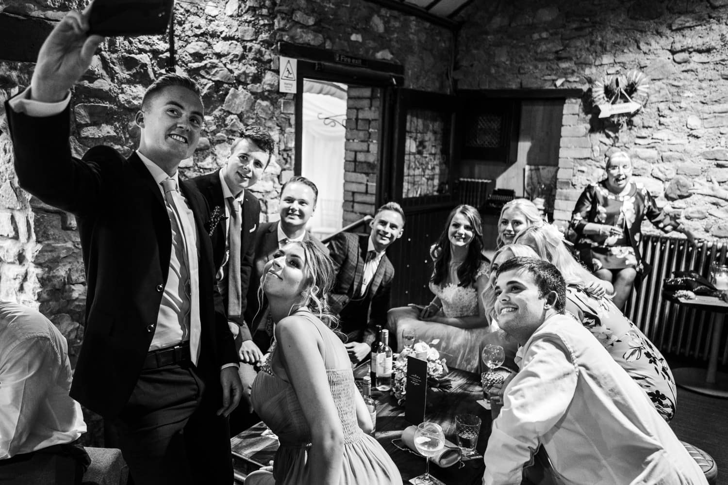 Pencoed House Wedding in South Wales