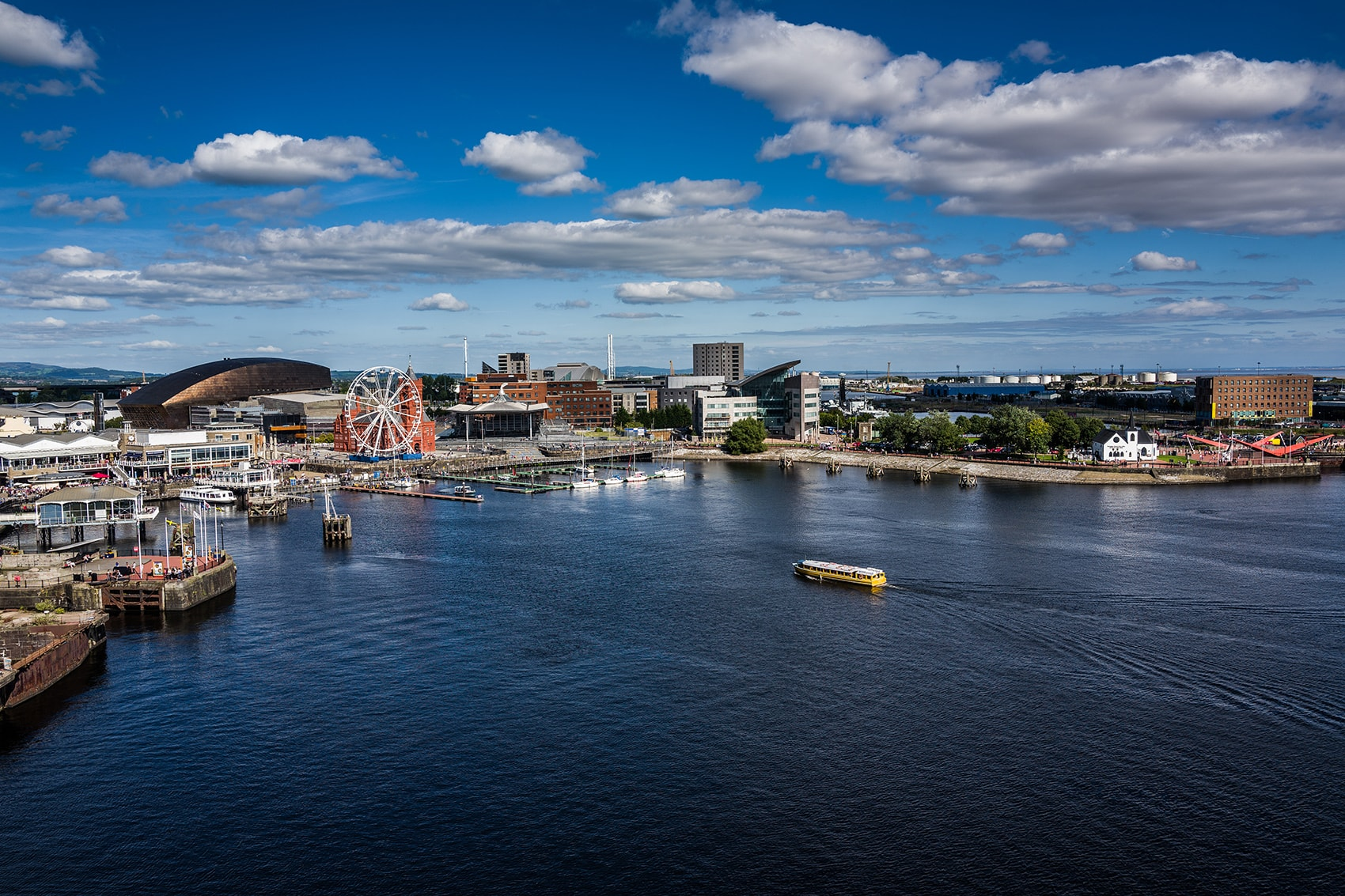 Cardiff commercial photography