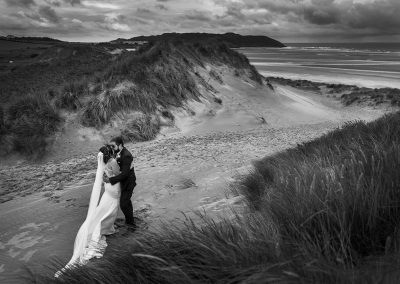 South Wales Wedding at Ocean View – Louise & Luke