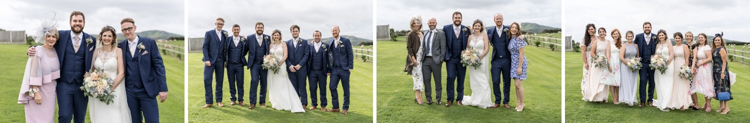 South Wales wedding at Ocean View, Gower